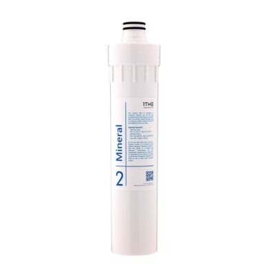 Natures Spring 1THE (2) Mineral – functional water – replacement cartridge