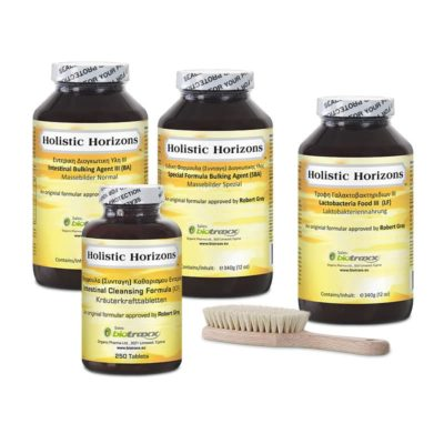 Robert Gray Intestinal Cleansing ManagerPACK