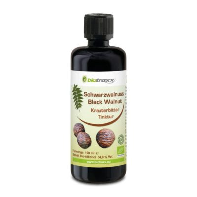 Biotraxx Black Walnut Herbal Tincture, 100ml