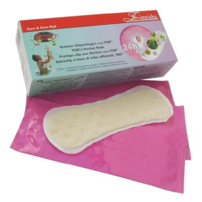 TCM Herbal Sanitary Pads, box 10pcs.