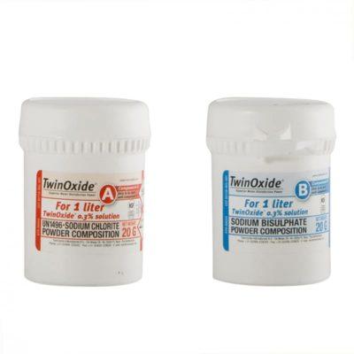 TwinOxide® 0.3% Chlorine Dioxide Solution, for 1 L CDS