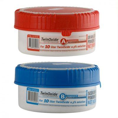 TwinOxide® 0.3% Chlorine Dioxide Solution, for 10 L CDS