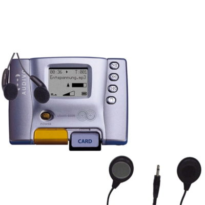 uSonic 700N Ultrasonic & Audio Brain and Vital Coach incl. bodypads and earphones