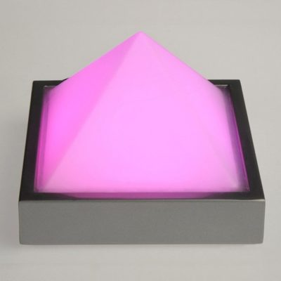 Vision Colour pofessional Colour Light Therapy Lamp, Pyramide shape 185x185mm
