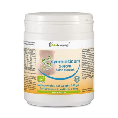 Biotraxx Symbioticum 3-in-1 Colon Support, 300g