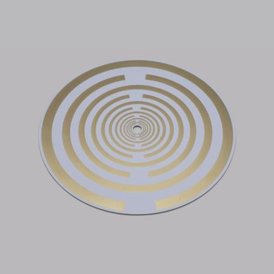 Raumvital Golden Plated Energy Disc 100mm